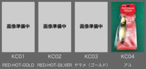 レジーマ KCカラー 01-04